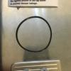 Vacuum Block Delete Plate