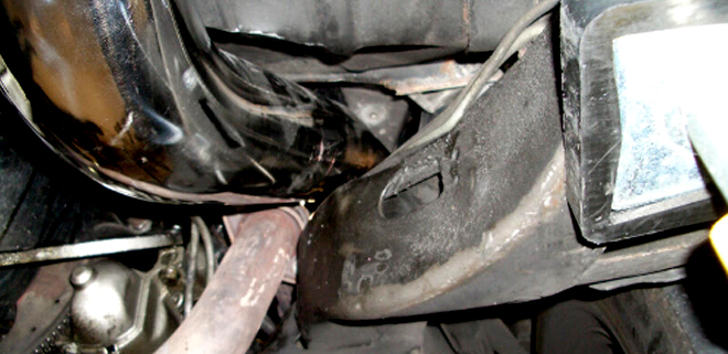 RJC Racing 5 inch Downpipe Install