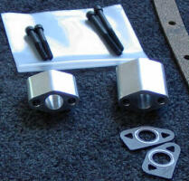 Billet Aluminum Pickup Tube Extension