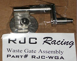 RJC Racing Waste Gate Assembly